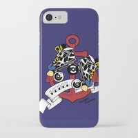 rebel iPhone & iPod Cases featuring Rebel! by Double Trouble