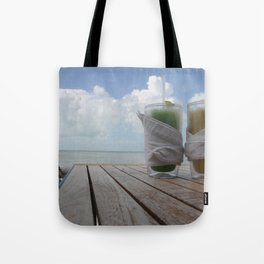 Heaven on a hot summer day..  Tote Bag