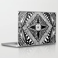 deco Laptop & iPad Skins featuring Deco by ThisIsG1