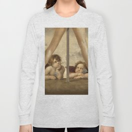 Not so Little Angels Long Sleeve T-shirt