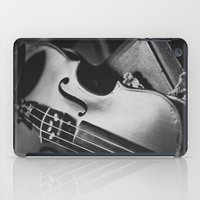 violin iPad Cases featuring Violin by Jo Bekah Photography