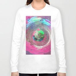 Abstract Mandala 312 Long Sleeve T-shirt