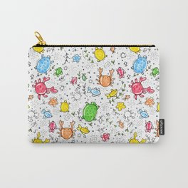 seaside doodle Carry-All Pouch