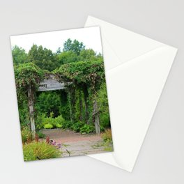 Where Petals Fall Stationery Cards