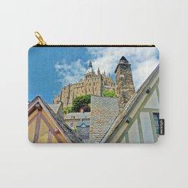 Le Mont-Saint-Michel Carry-All Pouch