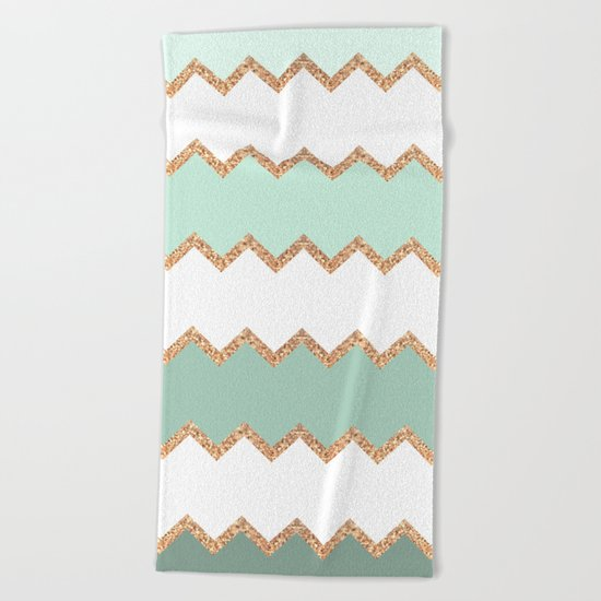 AVALON SEAGREEN 2 Beach Towel
