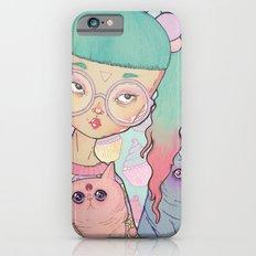 Cat Lady Slim Case iPhone 6
