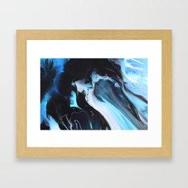 Tidal Framed Art Print