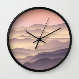 5 am on the top Wall Clock