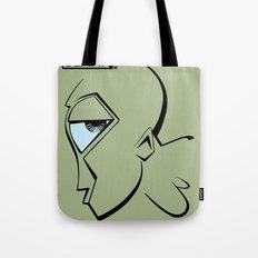 BLANKM GEAR - MR. GREEN T SHIRT Tote Bag