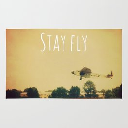 Stay Fly Rug