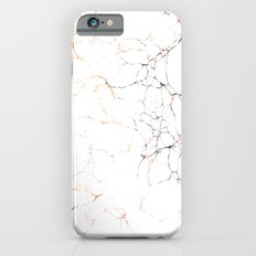 Marbled Cream 2 iPhone 6s Slim Case