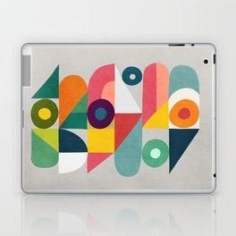 Tick Tock Machine Laptop & iPad Skin