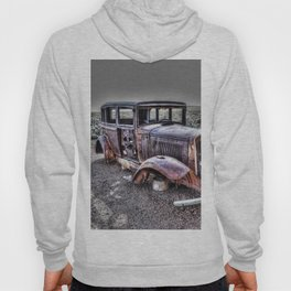 Rusting in the desert Hoody