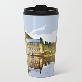 Gibson Mill - Hardcastle Crags Travel Mug