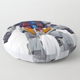 Mobile Suit Gundam Floor Pillow