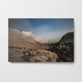 Smokey Mountain Metal Print
