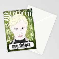 Draco Malfoy from Harry Potter  Stationery Cards