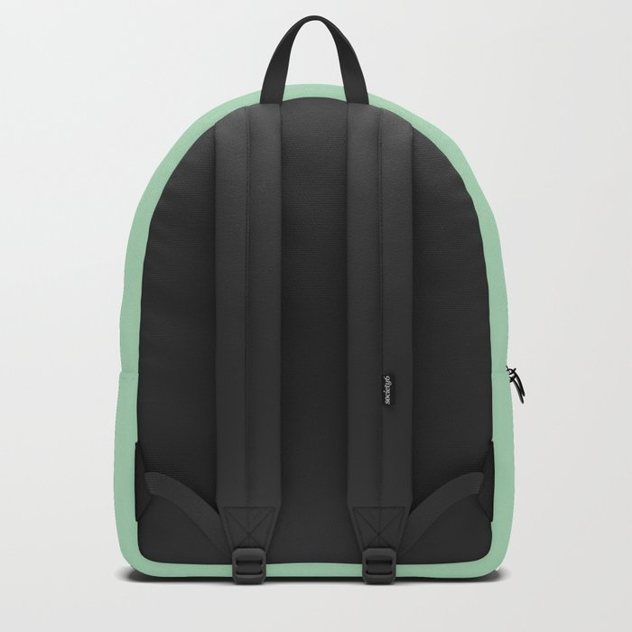 Sea Green Backpack