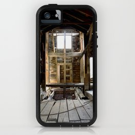 Exploring the Longfellow Mine of the Gold Rush - A Series, No. 4 of 9 iPhone Case