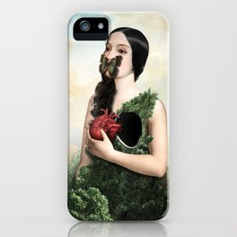 Nobody Knows It iPhone Case
