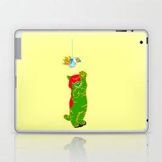 Here Battle Kitty Kitty Laptop & iPad Skin