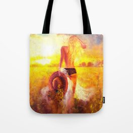 Summer Dream Tote Bag