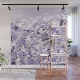 Lilacs  0107 Wall Mural