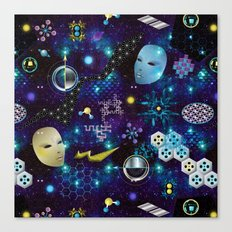 Cosmic Trip Canvas Print