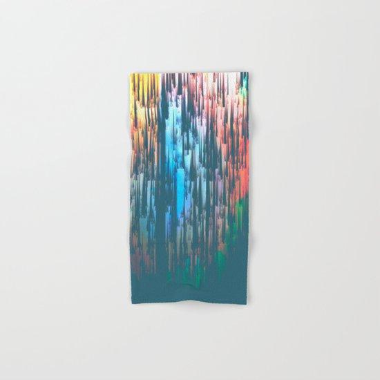 Raining Colors / Autumn 11-10-16 Hand & Bath Towel