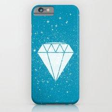 Space Diamond (blue) iPhone 6s Slim Case