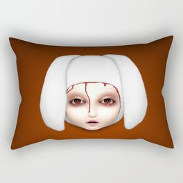 Misfit - Alicia Rectangular Pillow