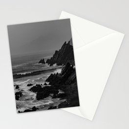 Rocky Coast of Ireland Stationery Cards