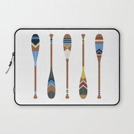 Painted Oars Laptop Sleeve
