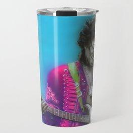 'Aqua Haze' Travel Mug