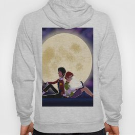 Moonlit peace Hoody