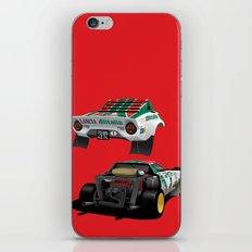 Lancia Stratos iPhone & iPod Skin