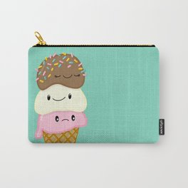 Cute Ice Creams Carry-All Pouch