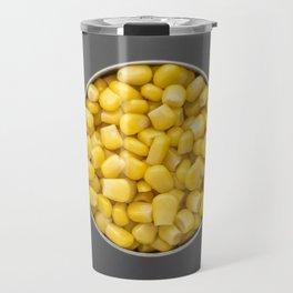 canned corn Travel Mug