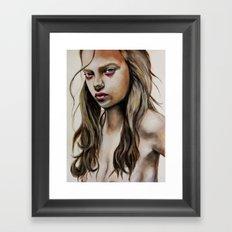 Ryonen Framed Art Print