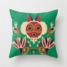 Mono Deco Throw Pillow