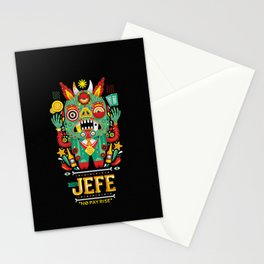 """The Jefe"" Stationery Cards"