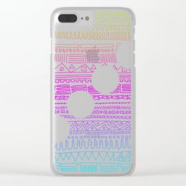 Izis Clear iPhone Case
