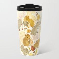 Things Squirrels Probably Shouldn't Be Eating Travel Mug