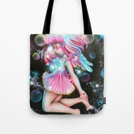 Unstoppable dreams Tote Bag