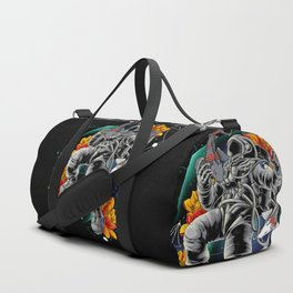 Lucky Spaceman Duffle Bag