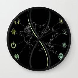 SENSE8 Logo Wall Clock