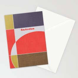 Amsterdam Mosaic Stationery Cards