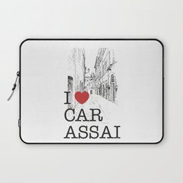 CARASSAI via Roma Laptop Sleeve