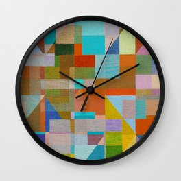 Community Africa Wall Clock